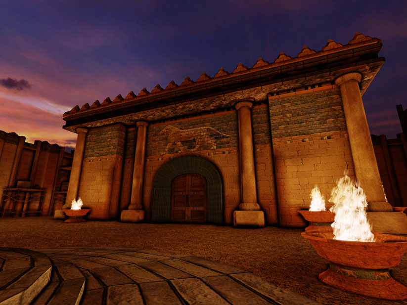 Babylon Temple Image 1
