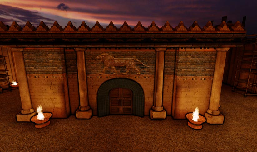 Babylon Temple Image 3