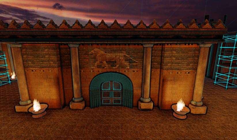 Babylon Temple Hover Image 3