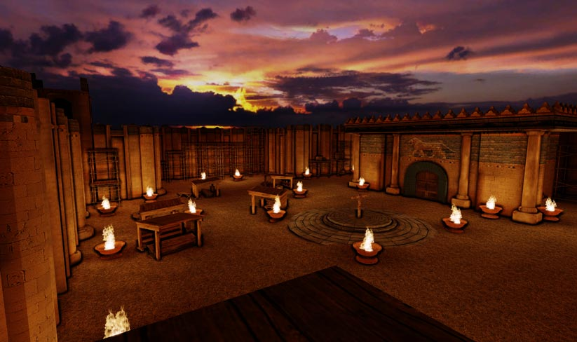 Babylon Temple Image 4